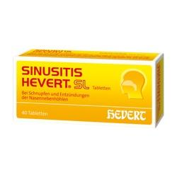 SINUSITIS HEVERT SL